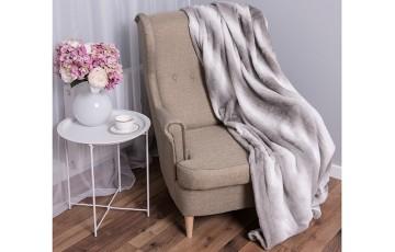 Комплект  AMI Gray (плед+чехлы на подушки)