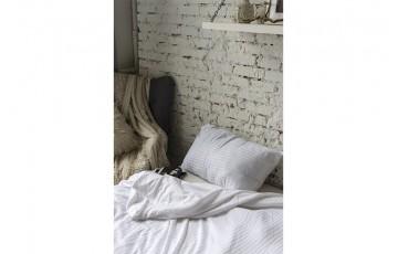 Комплект 1.5-спальный AMI Страйп-Сатин