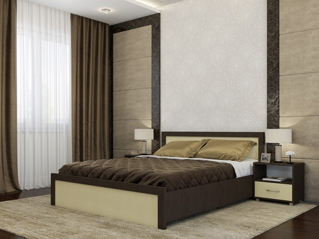 Кровать «Альба» 1600 по цене