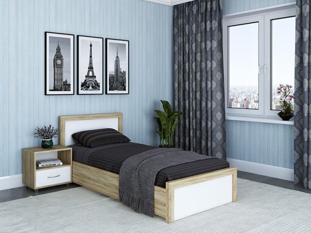 Кровать «Альба» 900 по цене