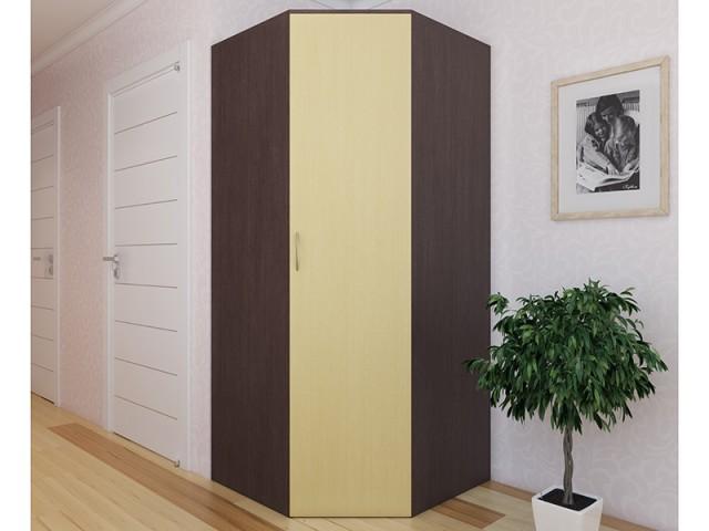 Шкаф угловой «Альба» 1Д по цене