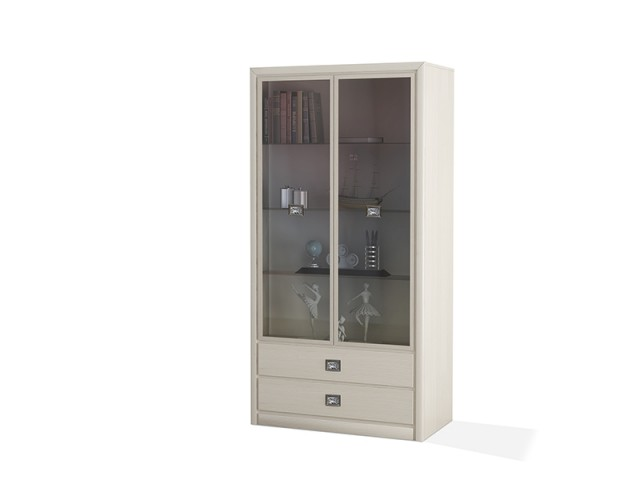 Шкаф витрина «Кельн» 2Д/2Ш по цене