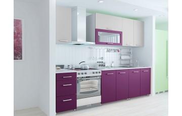Кухня «Бэлла-1» (МДФ П)