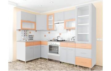 Кухня «Марта-3.1» (МДФ П)