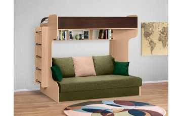 Кровать двухъярусная «Элиза Голд»