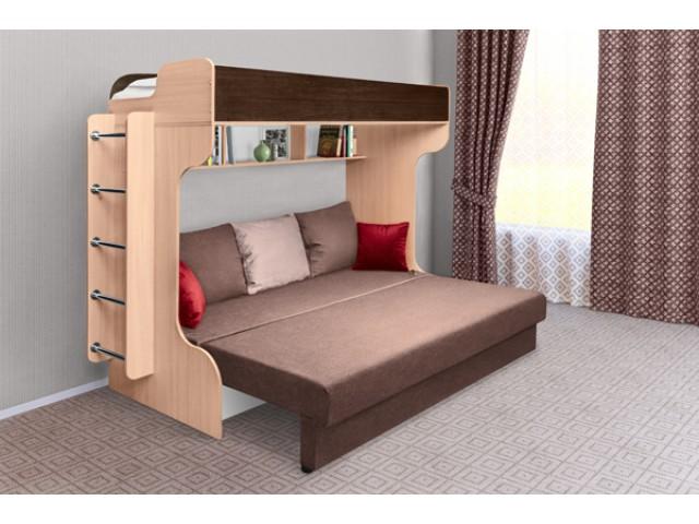 Кровать двухъярусная «Элиза Голд»  по цене