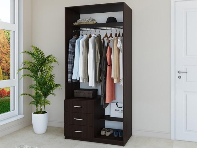Шкаф  «Комфорт» 2Д/3Ш по цене