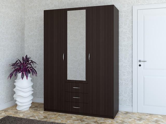 Шкаф  «Комфорт» 3Д/3Ш по цене