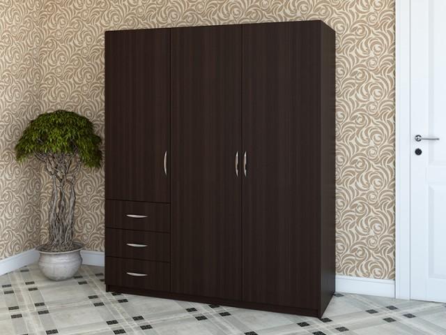 Шкаф  «Комфорт» 3Д/3Ш-178 по цене