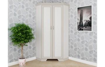 Шкаф угловой «Стефани Голд» 2Д (370)
