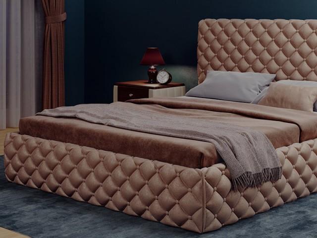 Кровать «Гармония Люкс» по цене