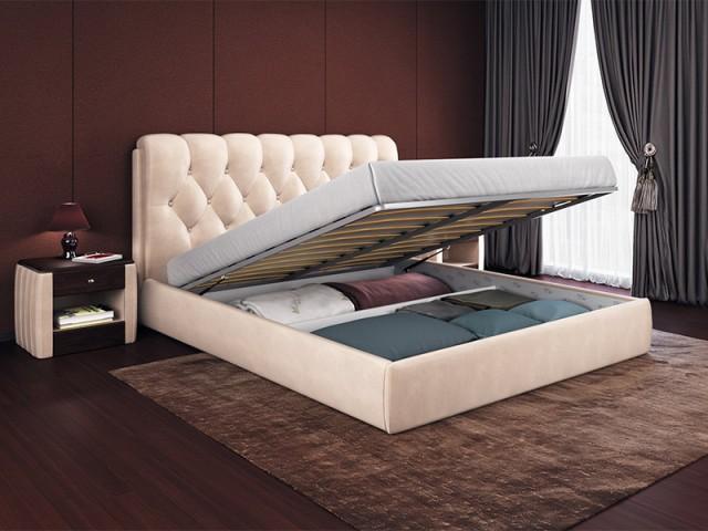 Кровать «Империя Люкс» по цене